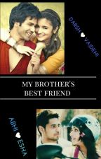 My Brothers Best Friends  by LiableLiaba