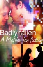 Badly fallen.  by EnchantingEchoes