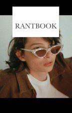 Rantbook&Annonce/Débats. by CamilleBeringer