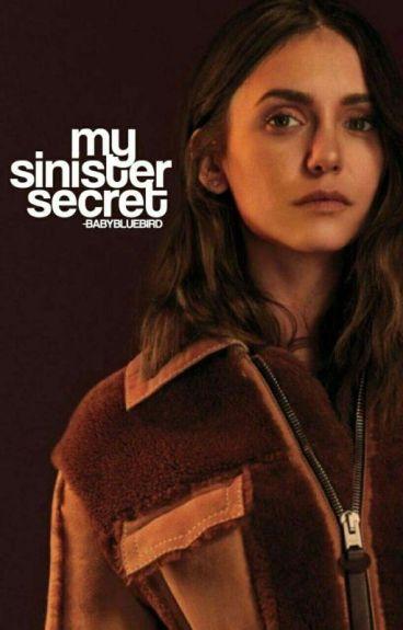 My Sinister Secret || Milo Jacob