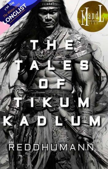 The Tales of Tikum Kadlum (Wattys 2018 Long-Lister)