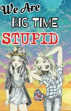 We Are Big Time Stupid by Robin193