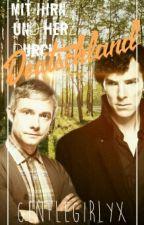 Mit Hirn und Herz durch Deutschland [Sherlock FF] by gentleGirlyx