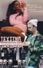 Texting Jariana by jarianareads