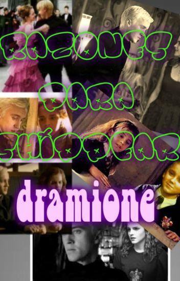 Razones para shippear Dramione