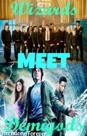 Wizards meet Demigods by HermioneForever