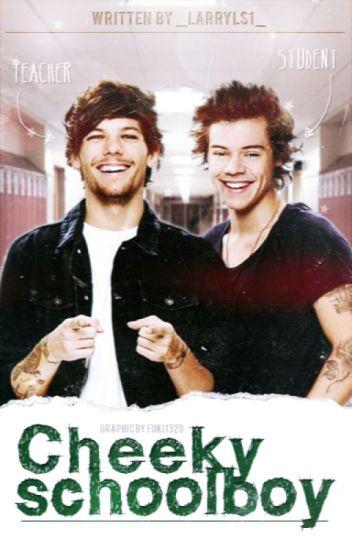 Cheeky schoolboy    Larry ✔