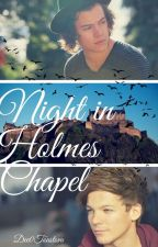 Night In Holmes Chapel │Larry Stylinson CZ A/B/O SHORT FF│DOKONČENO by Dee0Toustova