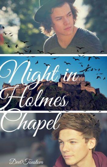 Night In Holmes Chapel │Larry Stylinson CZ A/B/O SHORT FF│DOKONČENO