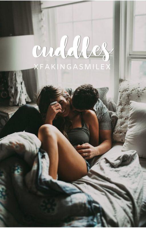 Cuddles by xFakingaSmilex