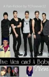 2. Five Men and a Baby (Trent) by TCforever22