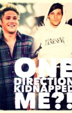 One Direction Kidnapped Me?! by x_ikindawrite_x