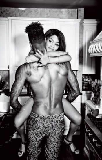 From Stripper to house wife{August Alsina love story}