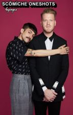 scomiche one-shots by mitchygrassi