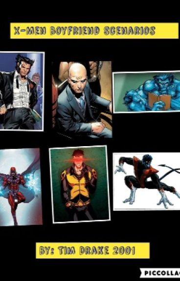 X-Men Boyfried Scenarios