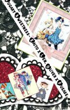 Sugary Sweetness~ Kaito x Len, Oliver x Fukase by icycantarellaworld