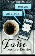 FAKE ~ Leondre Devries (BaM) (?) by victoriaglabala