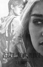 Please, Newt, please [TMR fanfic] by SzandySveg
