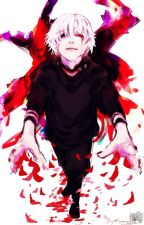 Seven minutes in heaven Tokyo Ghoul by Circusniko