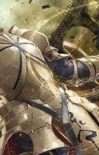 Golden Master (Gilgamesh x myOC/Reader) by AntigoniPapas