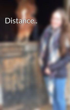 Distance.. by MirtevanVliet