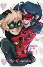 ♡Ladynoir♡  Je Te Aimes Chat   by Giulymusic04