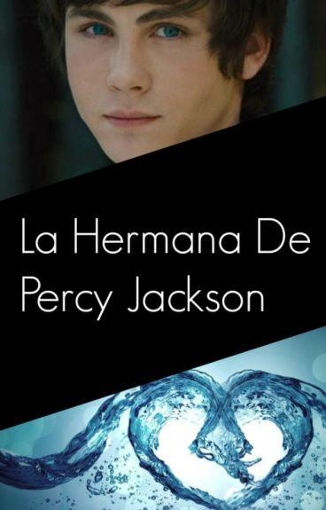 La hermana de Percy Jackson