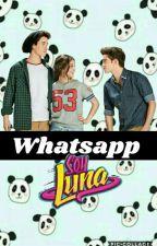 Whatsapp-Soy Luna by Astriicia