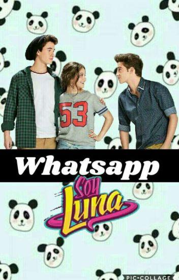 Whatsapp; Soy Luna🌙