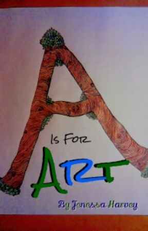 A Is For Art by majorsilver99