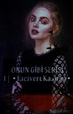 ONUN GİBİ SERİSİ 1| •Lacivert Kasırga• by SelinKrmzx