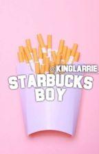 starbucks boy ; ON HOLD  by kinglarrie_