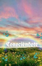 Conociéndote by Cintia_Vegeta04