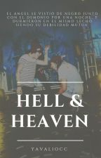 HELL & HEAVEN.  {Kellic Quentes} by dreaquinn