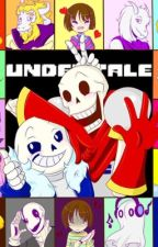 Undertale One-Shots by Shannypopsxx