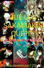 QUE LOS SAKAMAKIS QUE!?(Diabolik Lovers) by Mizuki_Natsumezaka