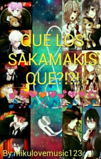 QUE LOS SAKAMAKIS QUE!?(Diabolik Lovers)