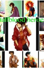 Half-blood heroes by jazparadizo101