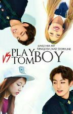 Playboy VS Tomboy  by MINGJOSH_NAD