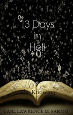 13 Days in Hell  -  The Knowing by MeetThisWeirdKid