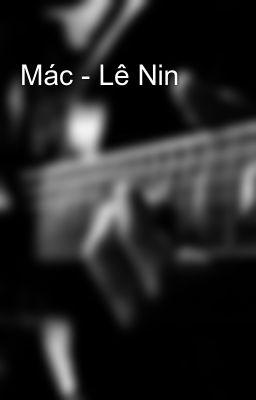 Mác - Lê Nin