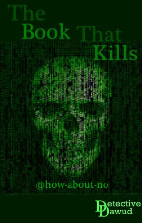 The Book That Kills. by how-about-no