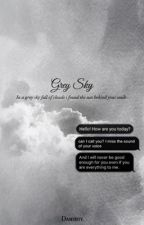 Grey Sky  || سماء رمادية by Damiroy