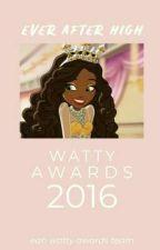 EAH Watty Awards 2016 (CLOSED) by WattyAwards_EAH