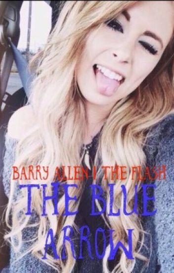 The Blue Arrow| Barry Allen/The Flash