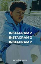 INSTAGRAM 2 - Jacob sartorius y tú - by c-cnco