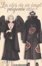 Las alas de un Ángel, peligrando están.  by camilita4045