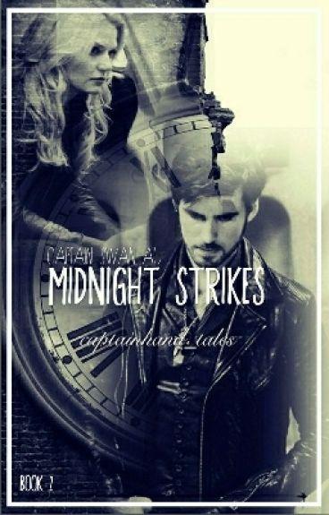 Midnight Strikes. Captain Swan High School AU (BEING EDITED)