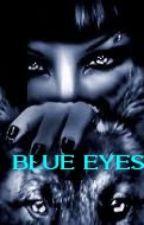 Blue Eyes by Rosenose