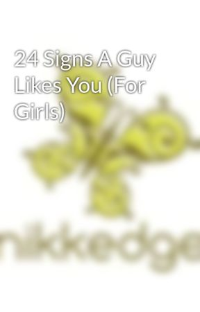 signs a guy likes you over text